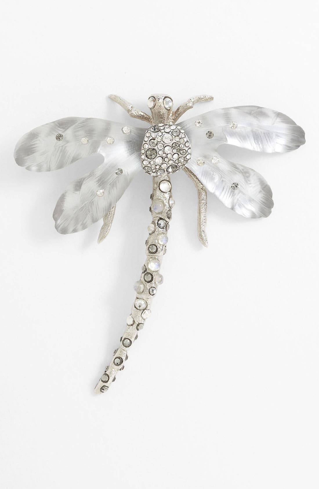 Main Image - Alexis Bittar 'Lucite® - Allegory' Dragonfly Statement Pin
