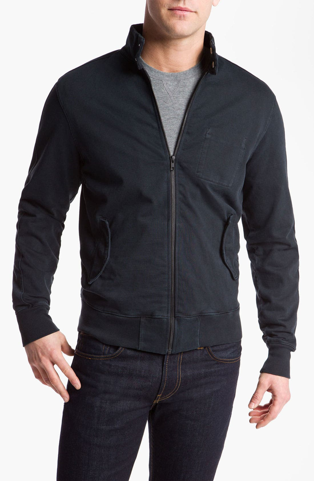 Alternate Image 1 Selected - R44 Rogan Standard Issue 'Inline' Organic Cotton Jacket