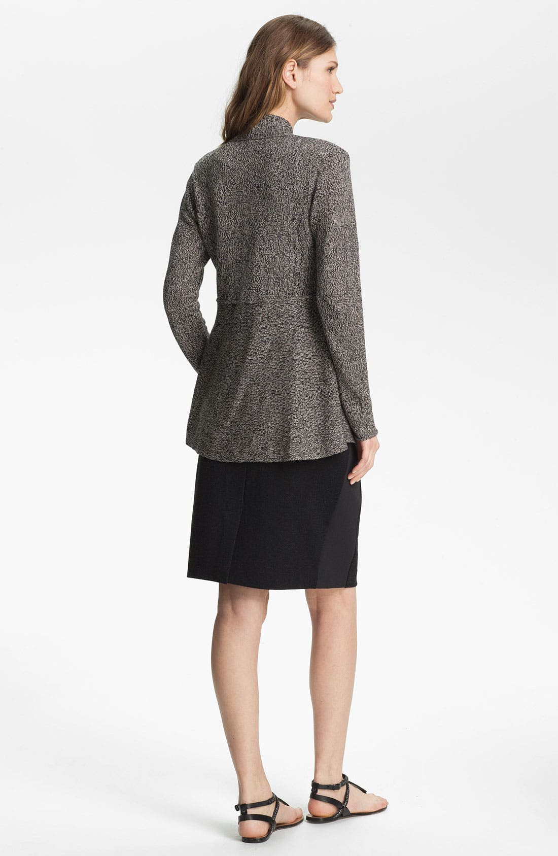 Alternate Image 5  - Eileen Fisher Shaped Cardigan (Online Exclusive)