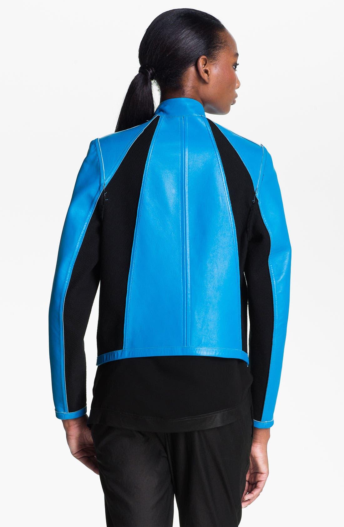 Alternate Image 3  - Helmut Lang Reversible Leather Jacket