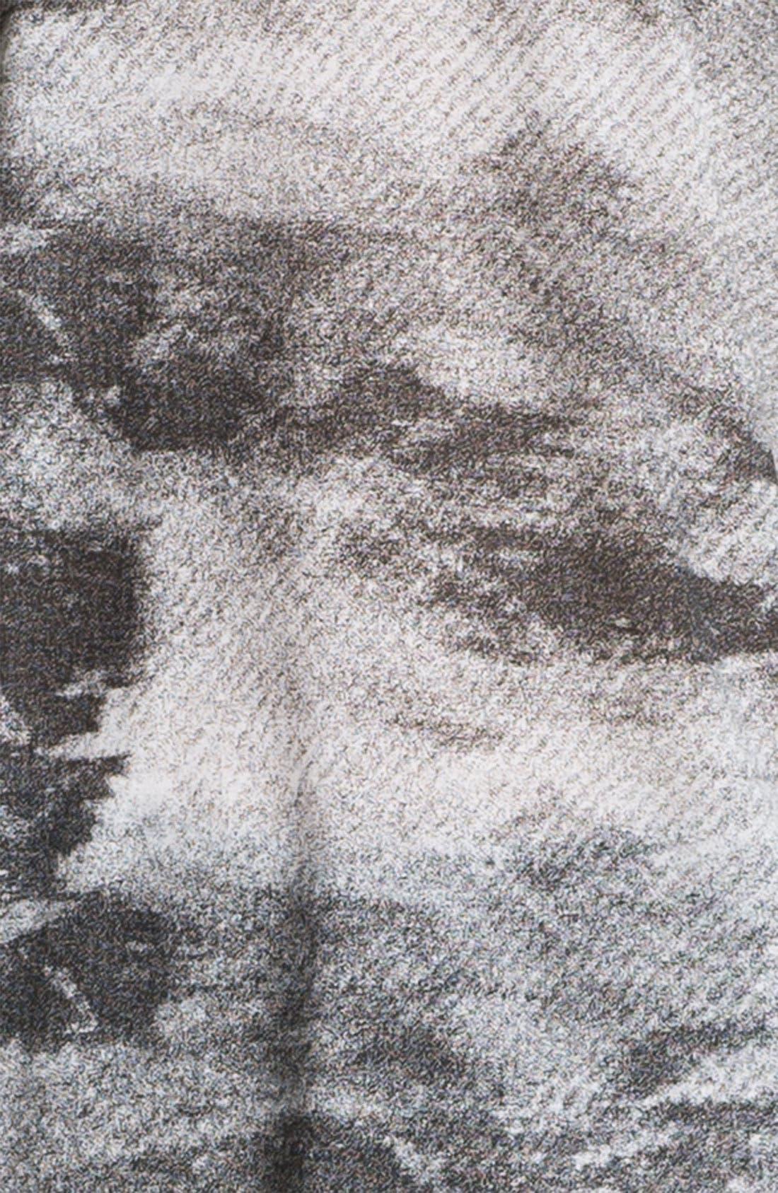 Alternate Image 3  - HELMUT Helmut Lang Smudge Print Jersey Tank
