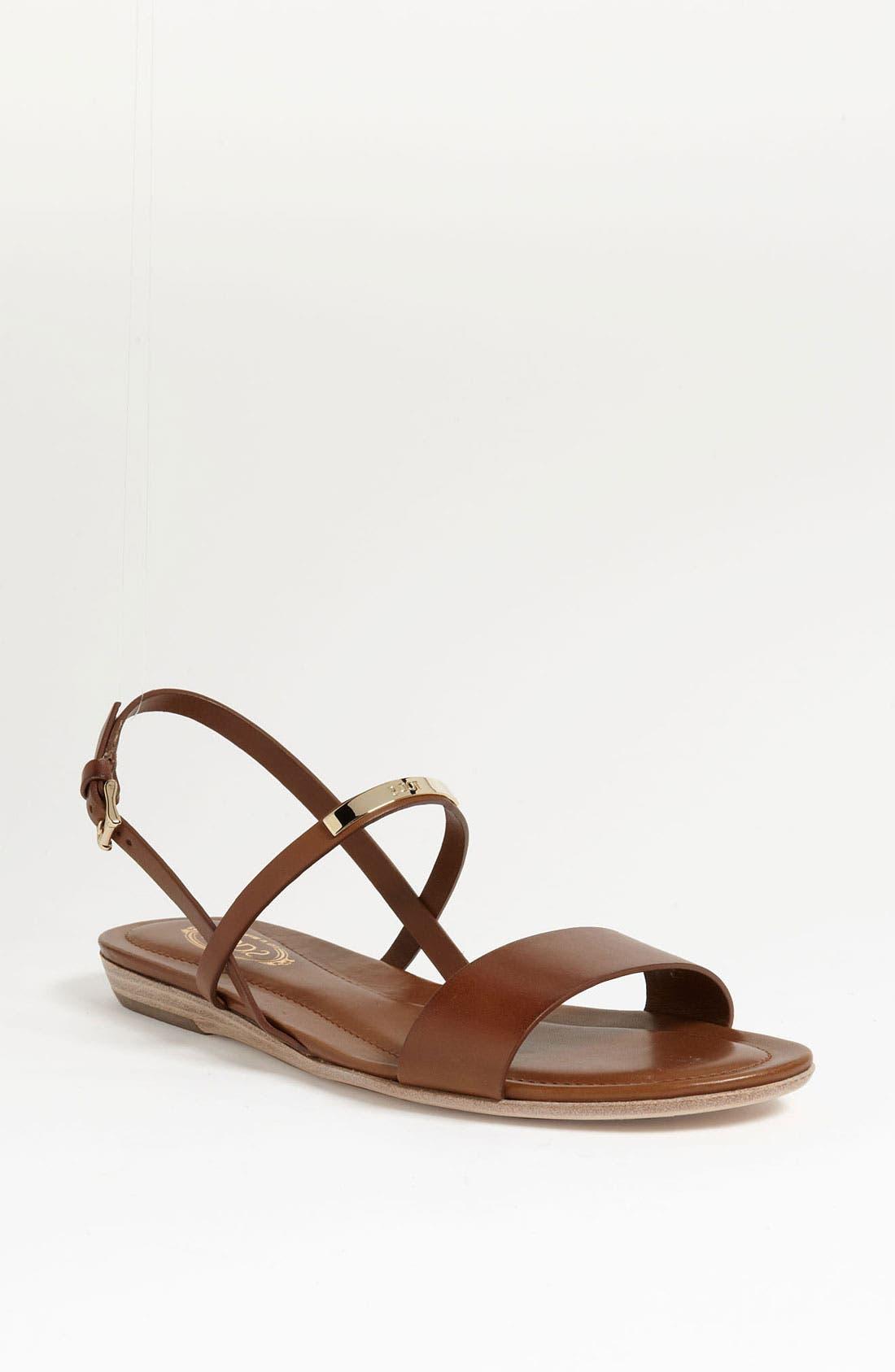 Main Image - Tod's Flat Sandal
