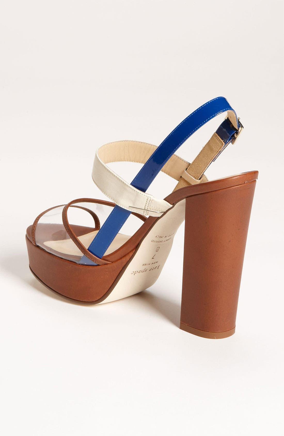 Alternate Image 2  - kate spade new york 'izzy' sandal