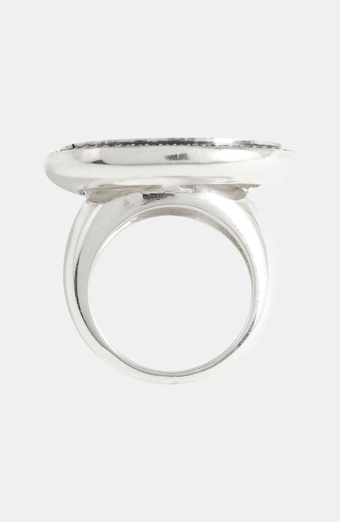 Alternate Image 2  - Judith Jack Mother-of-Pearl Ring