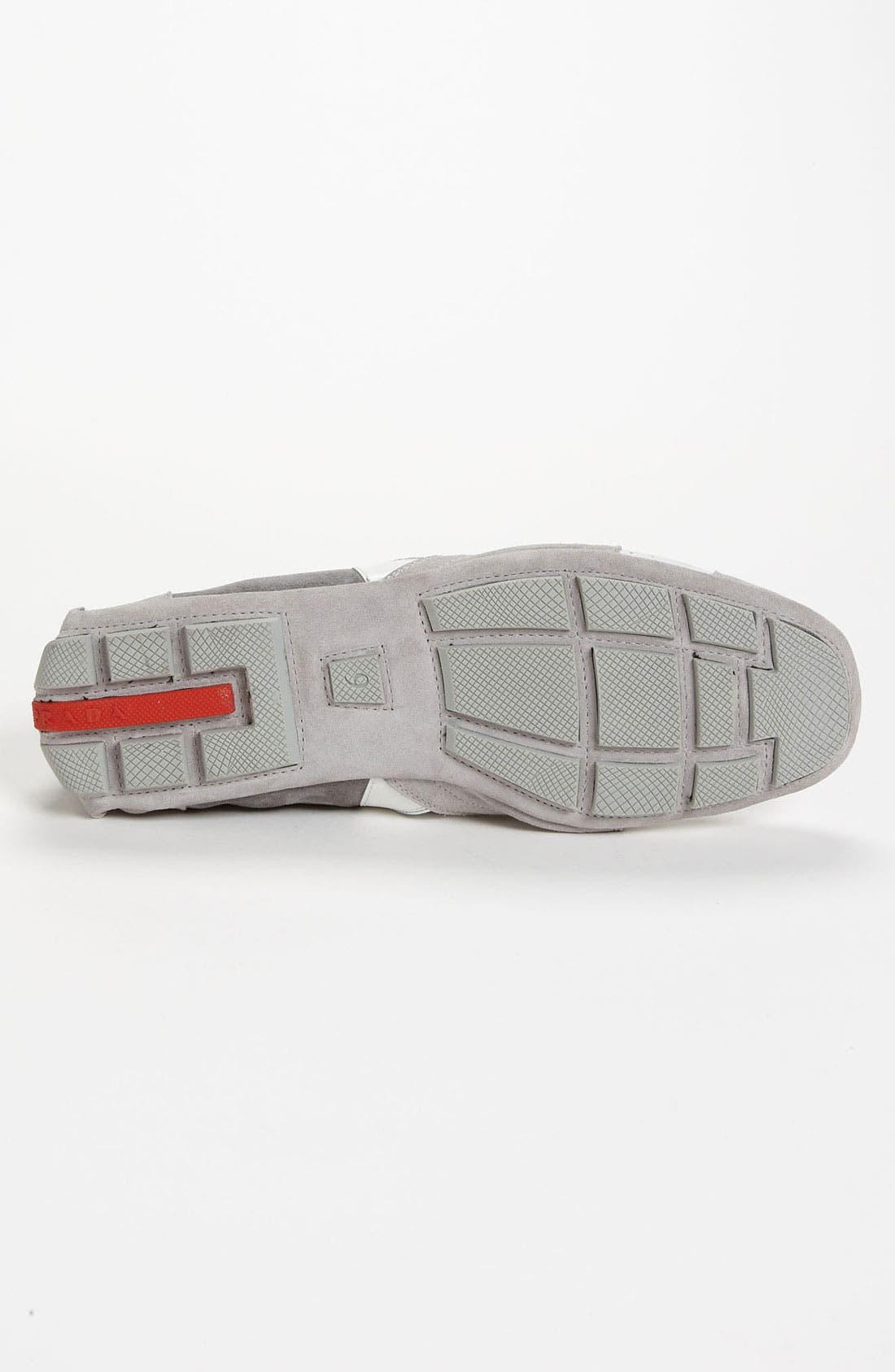 Alternate Image 4  - Prada 'Euro' Sneaker