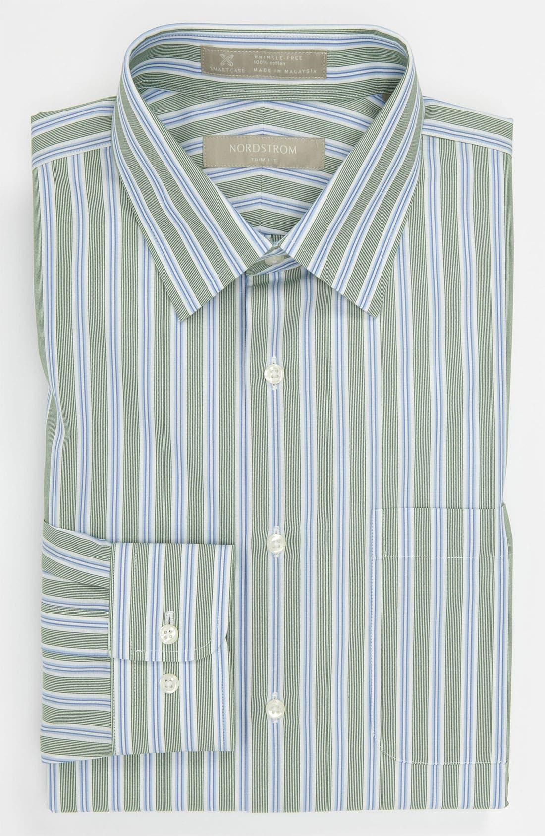 Main Image - Nordstrom Smartcare™ Trim Fit Dress Shirt