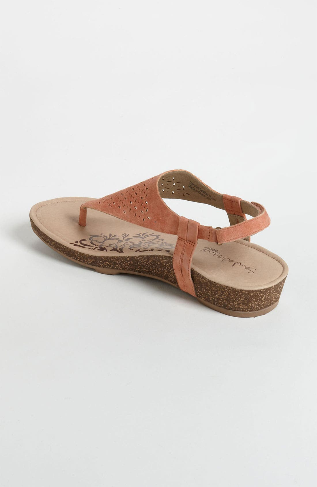 Alternate Image 2  - Aetrex 'Cindi' Sandal (Online Only)