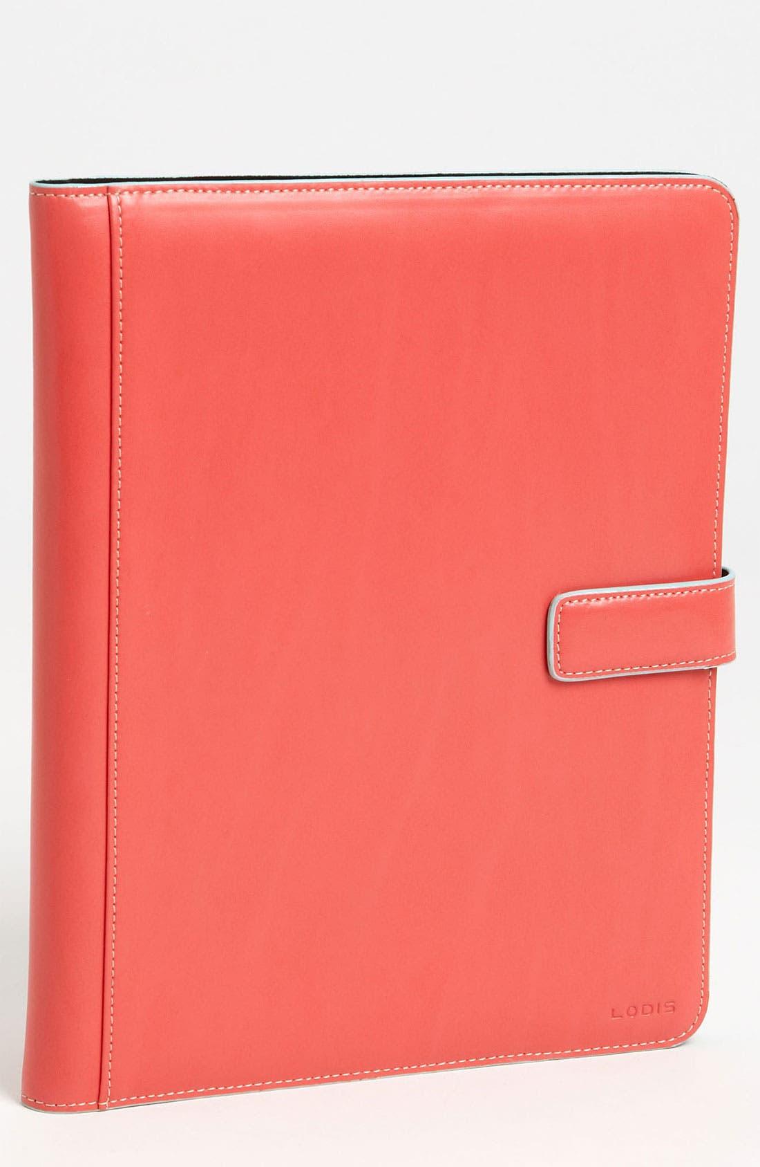 Main Image - Lodis 'Sylvie Swivel' iPad Case