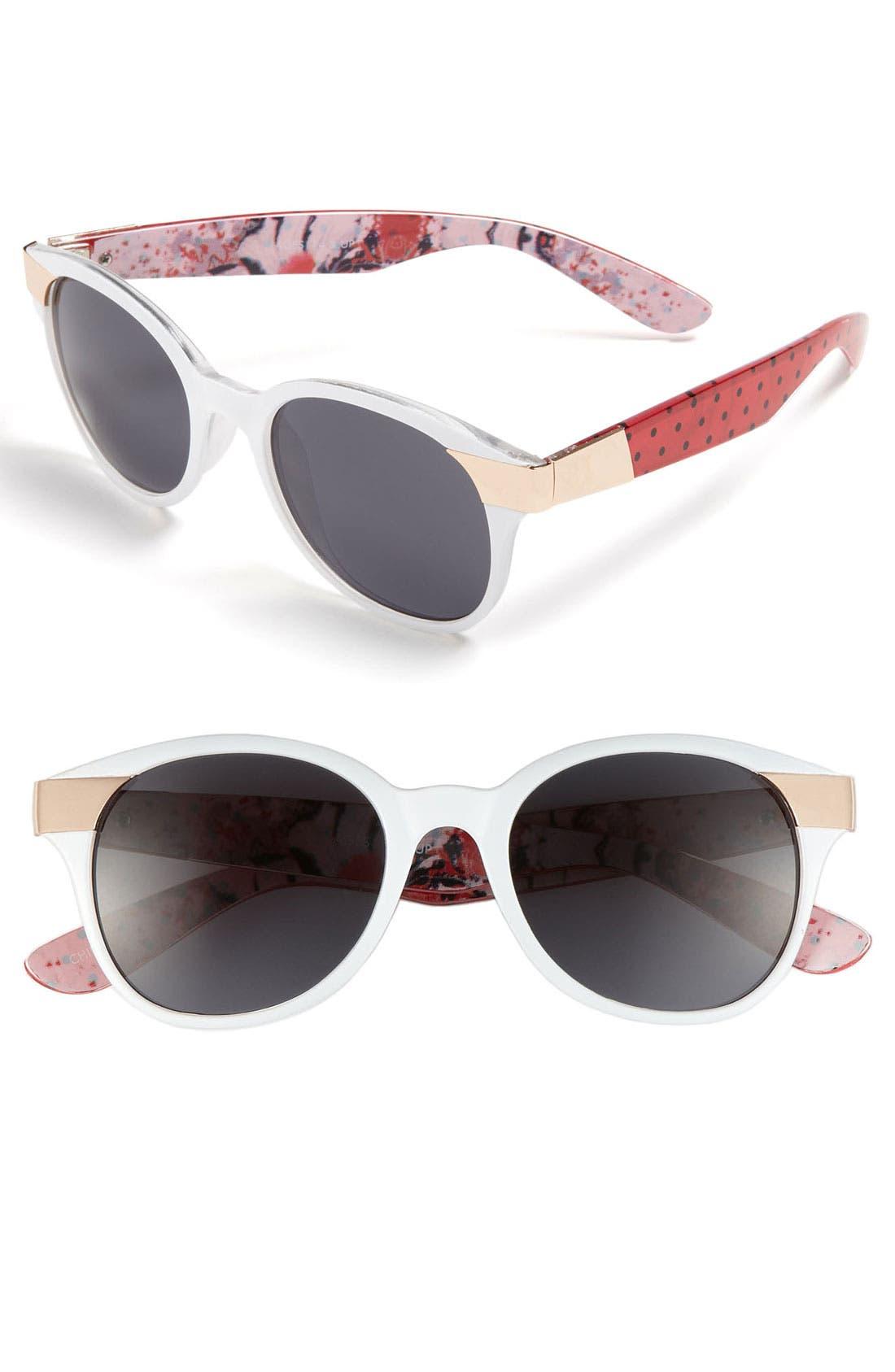 Alternate Image 1 Selected - FE NY 'Cadillac Ranch' Sunglasses