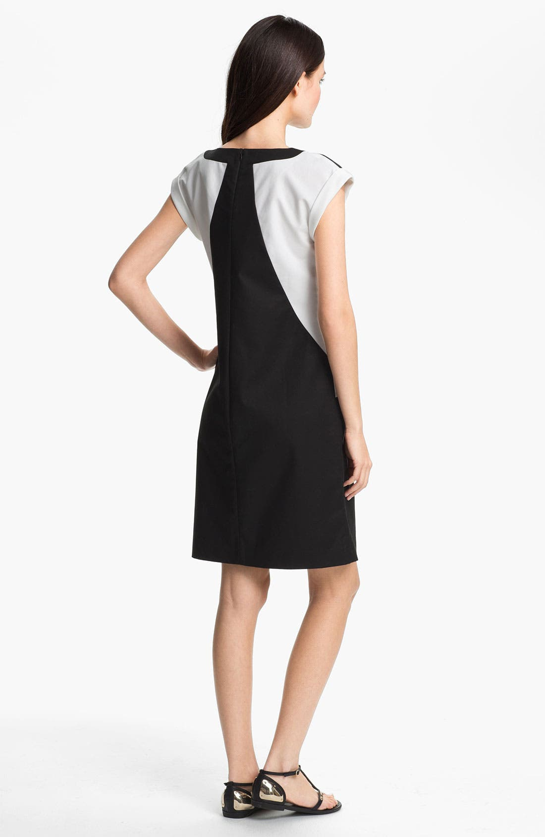 Alternate Image 2  - Lafayette 148 New York 'Dima - Metropolitan Stretch' Dress