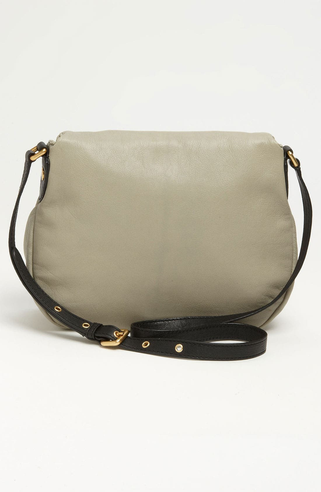 Alternate Image 3  - MARC BY MARC JACOBS 'Preppy Colorblock - Natasha' Leather Crossbody Bag