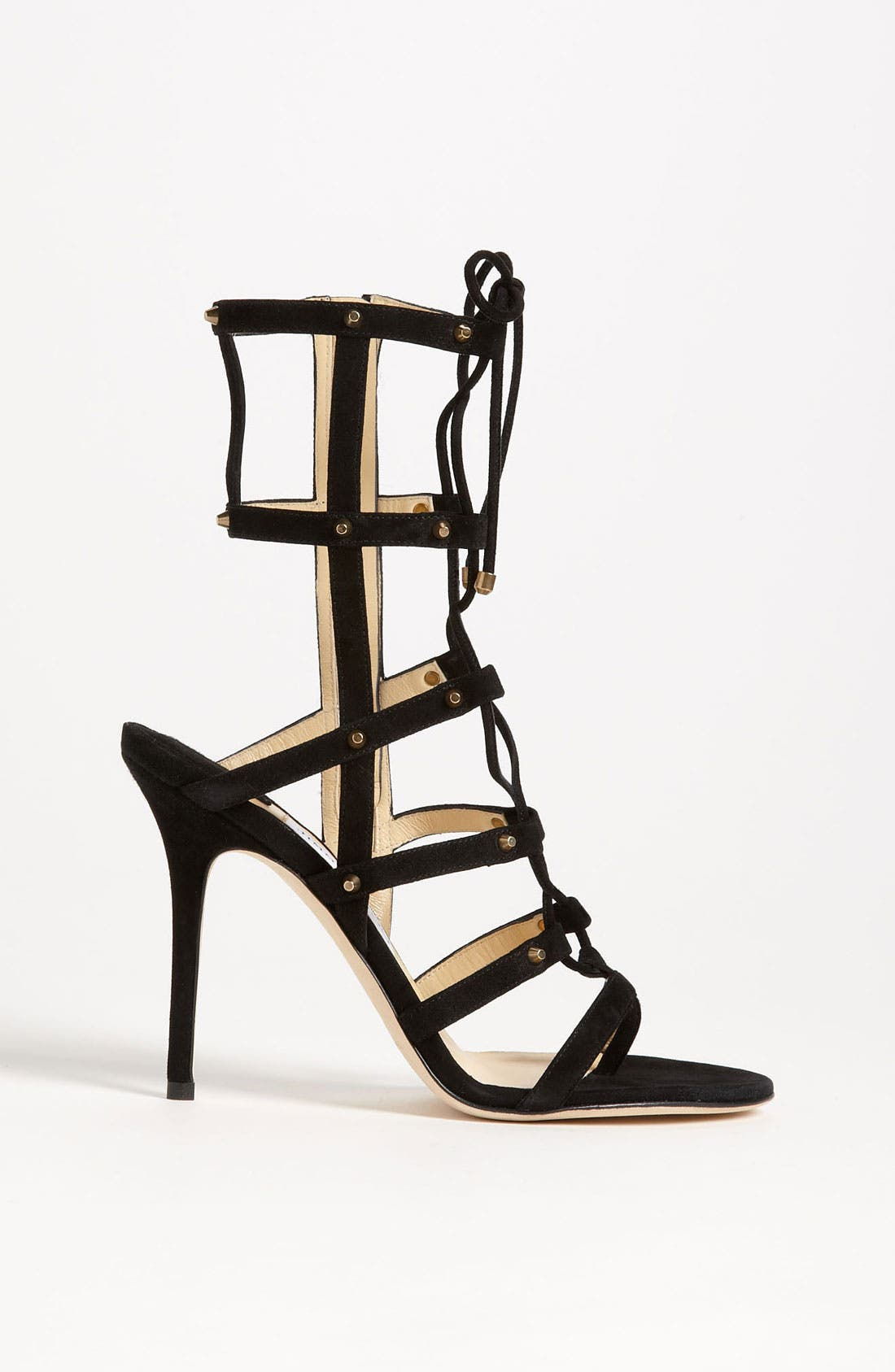 Alternate Image 4  - Jimmy Choo 'Meddle' Caged Sandal