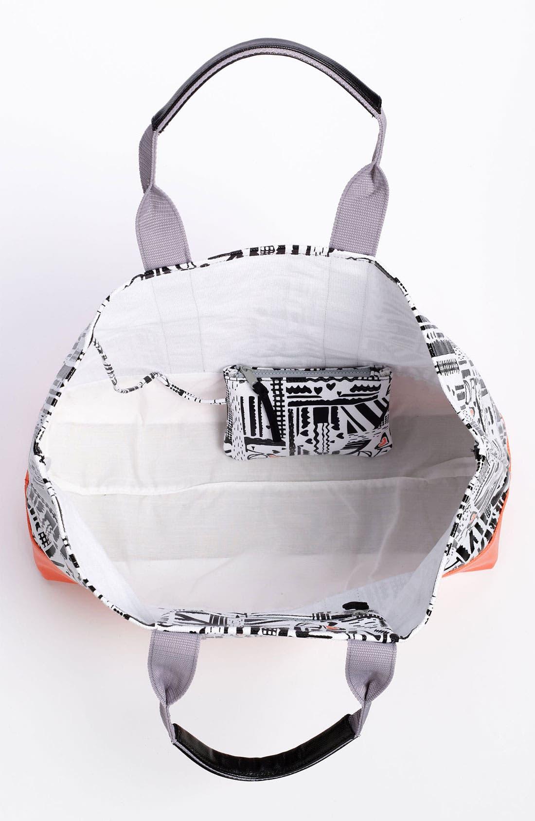 Alternate Image 3  - 'DVF Loves Roxy' Tote Bag