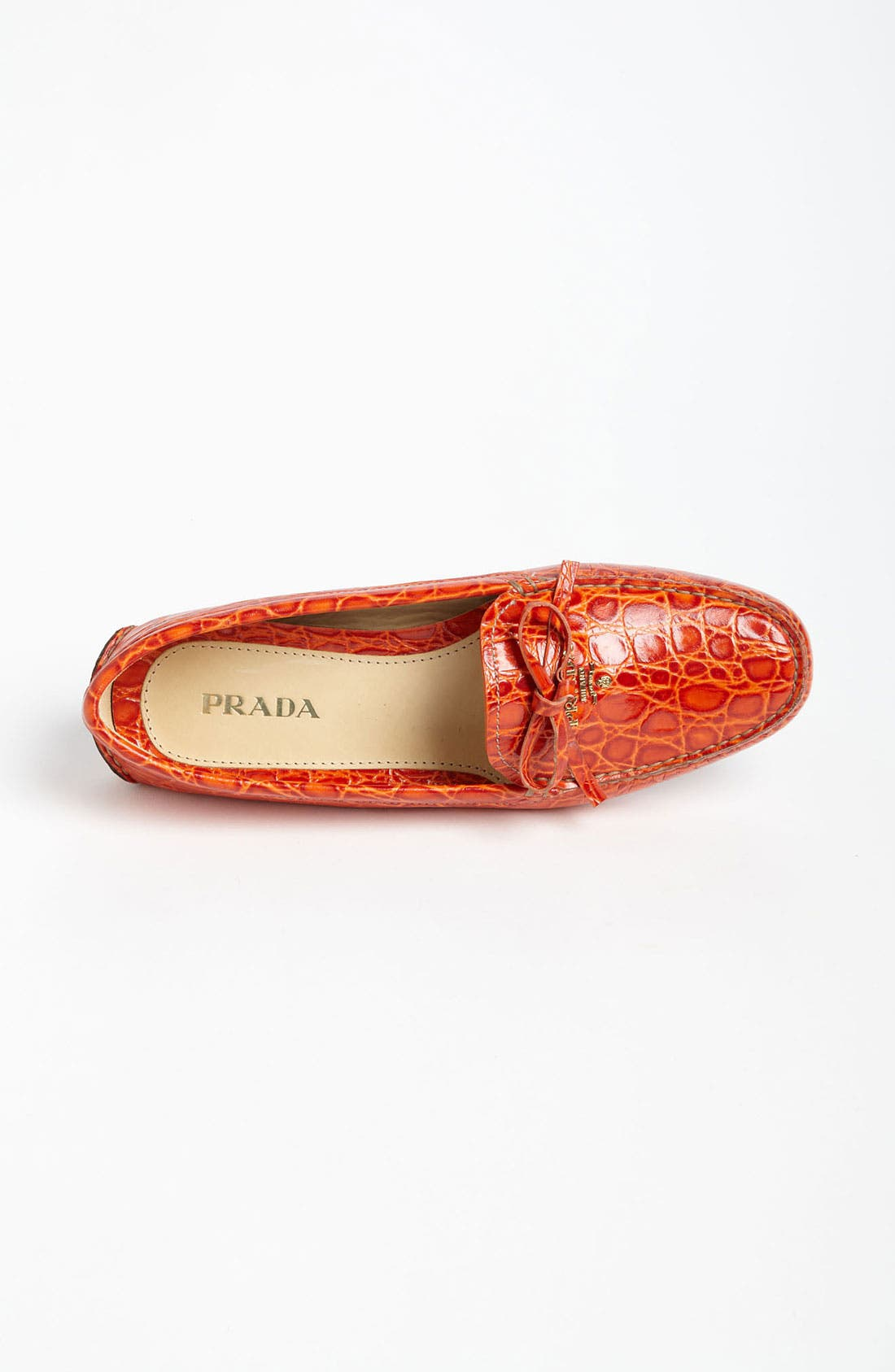 Alternate Image 3  - Prada Moccasin Driver
