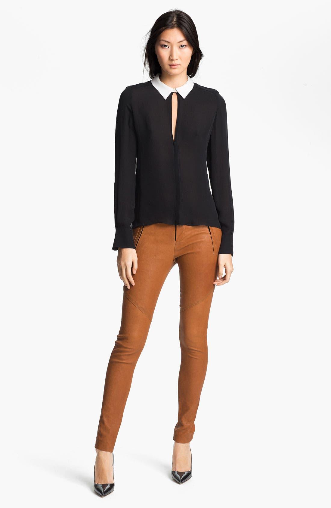 Alternate Image 5  - A.L.C. Leather Pants