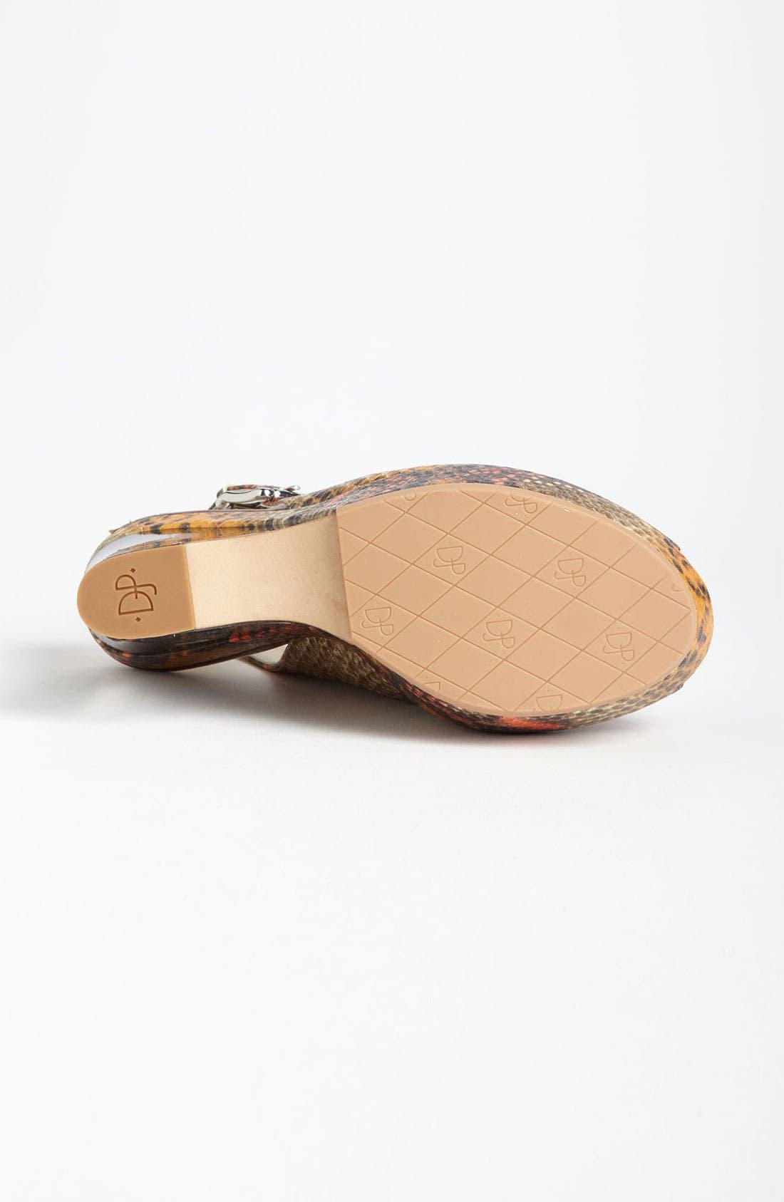 Alternate Image 4  - Donald J Pliner 'Debb' Sandal