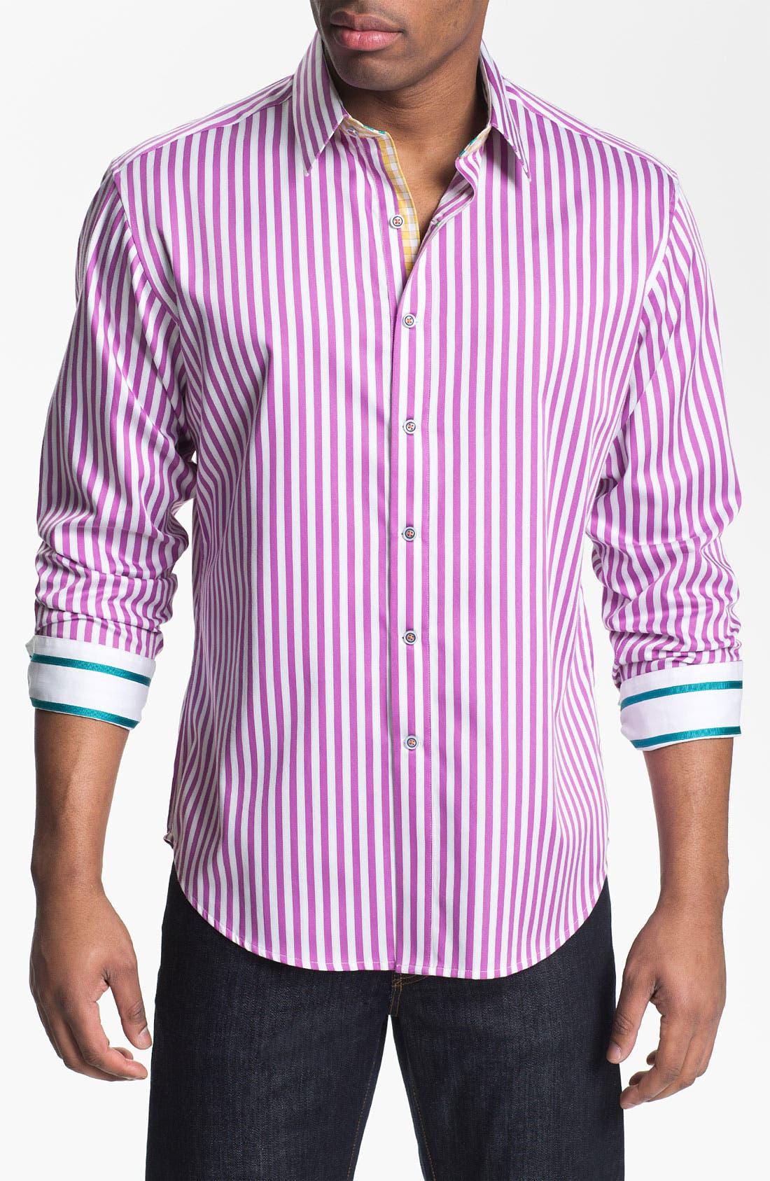 Main Image - Robert Graham 'Lanai' Sport Shirt