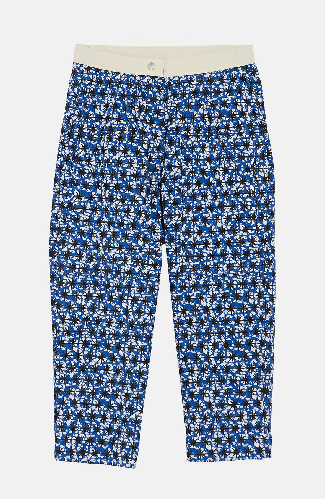 Alternate Image 1 Selected - Marni Star Print Trousers (Little Girls & Big Girls)