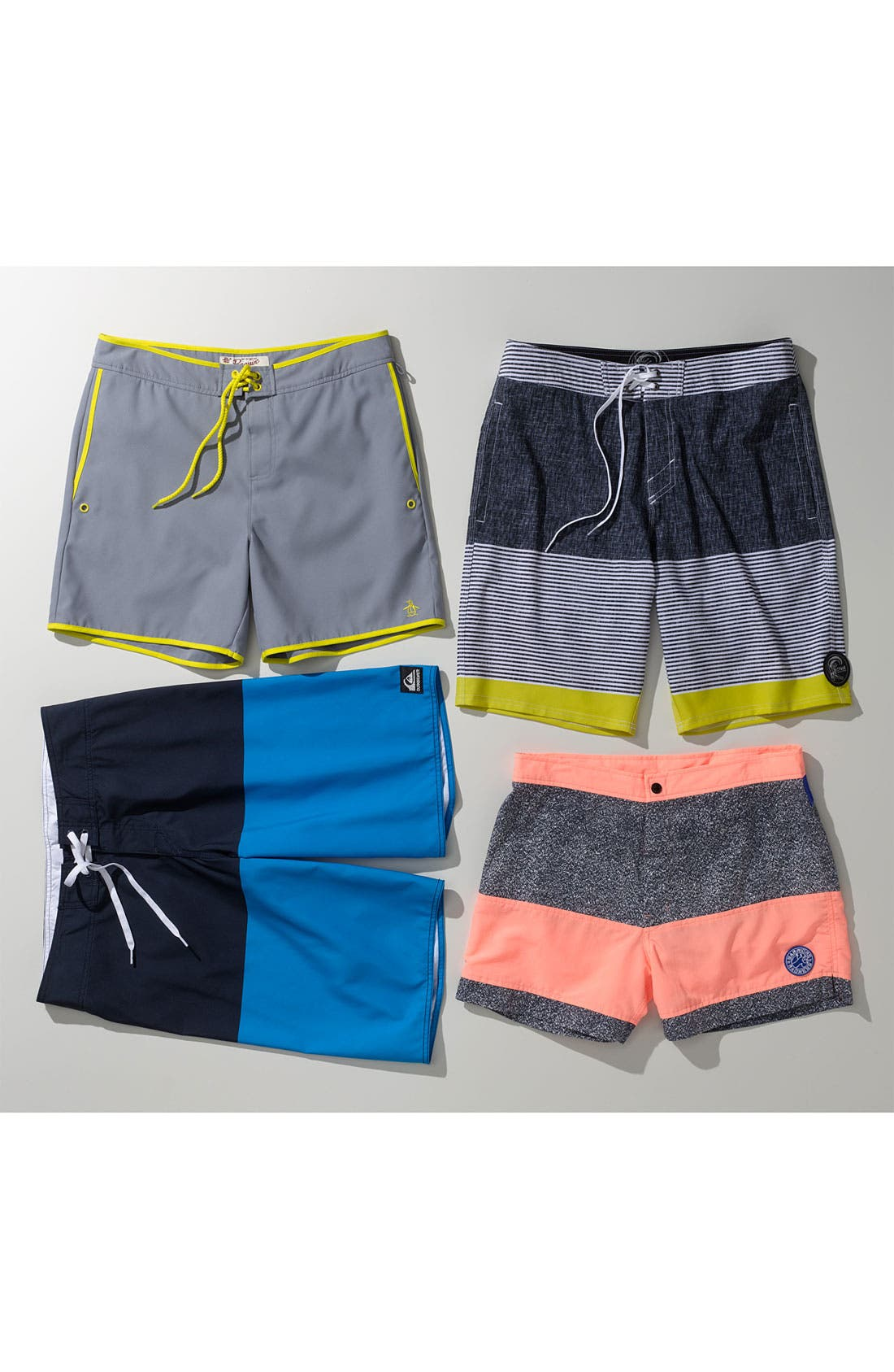 Alternate Image 4  - O'Neill 'Jacques' Volley Swim Shorts