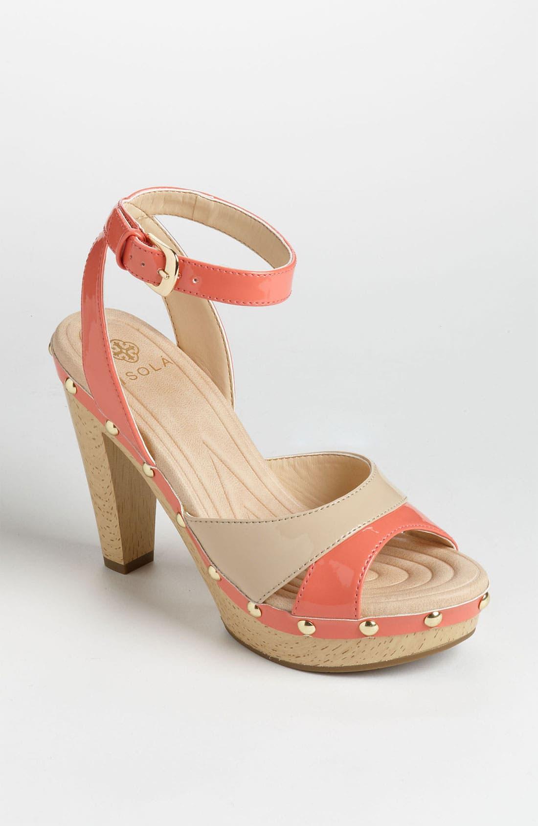 Alternate Image 1 Selected - Isolá 'Madalen' Sandal