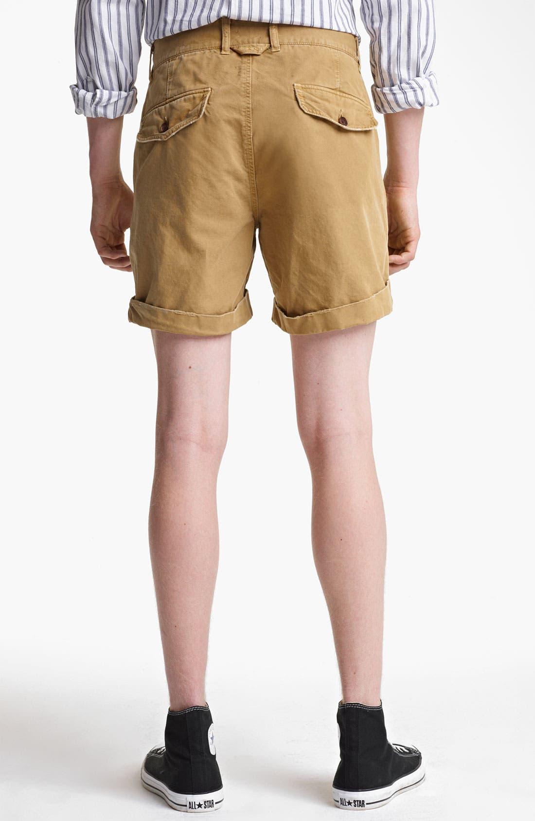 Alternate Image 2  - Gant by Michael Bastian Military Shorts