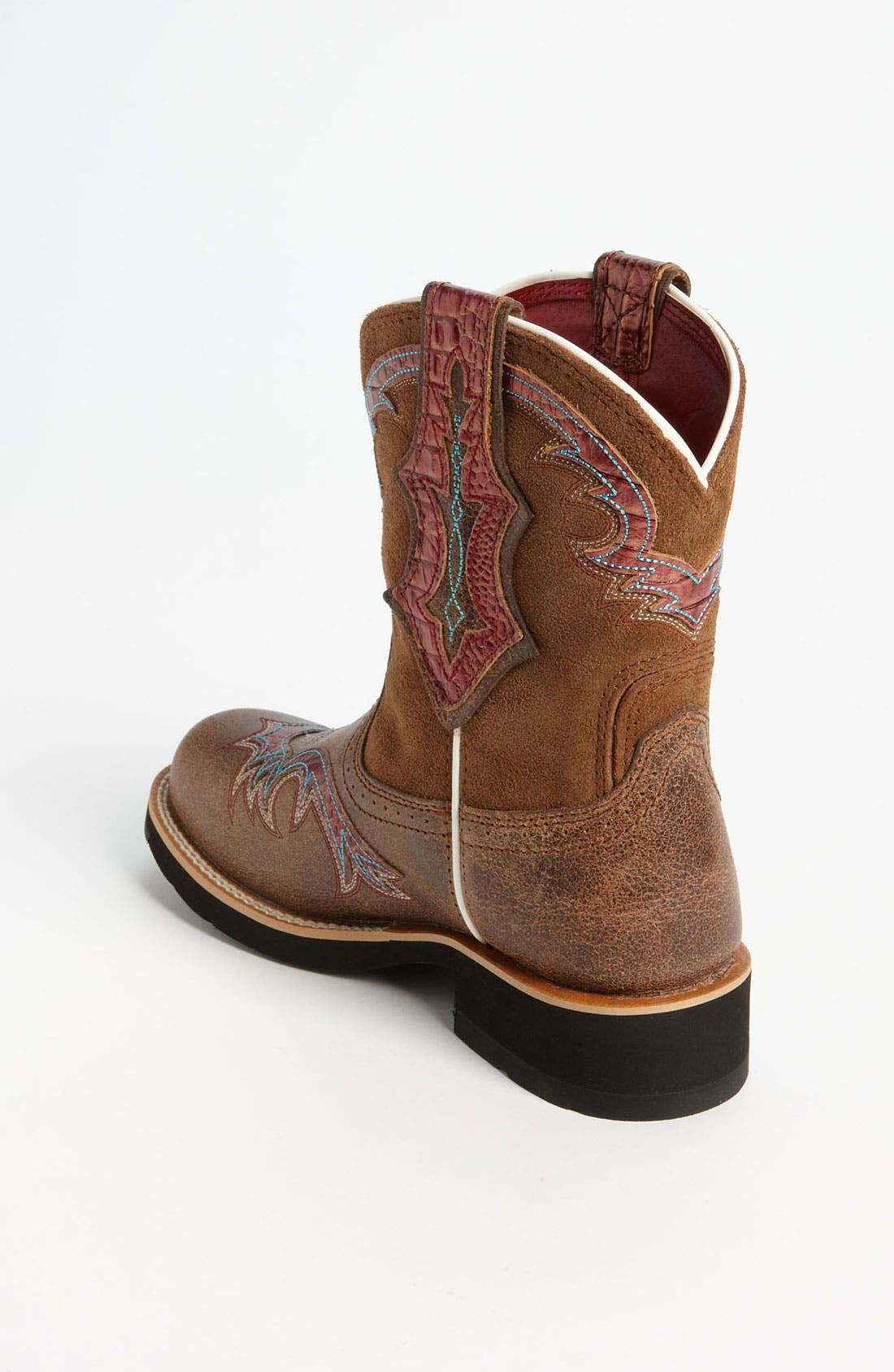 Alternate Image 2  - Ariat 'Showbaby U-Turn' Boot (Online Only)