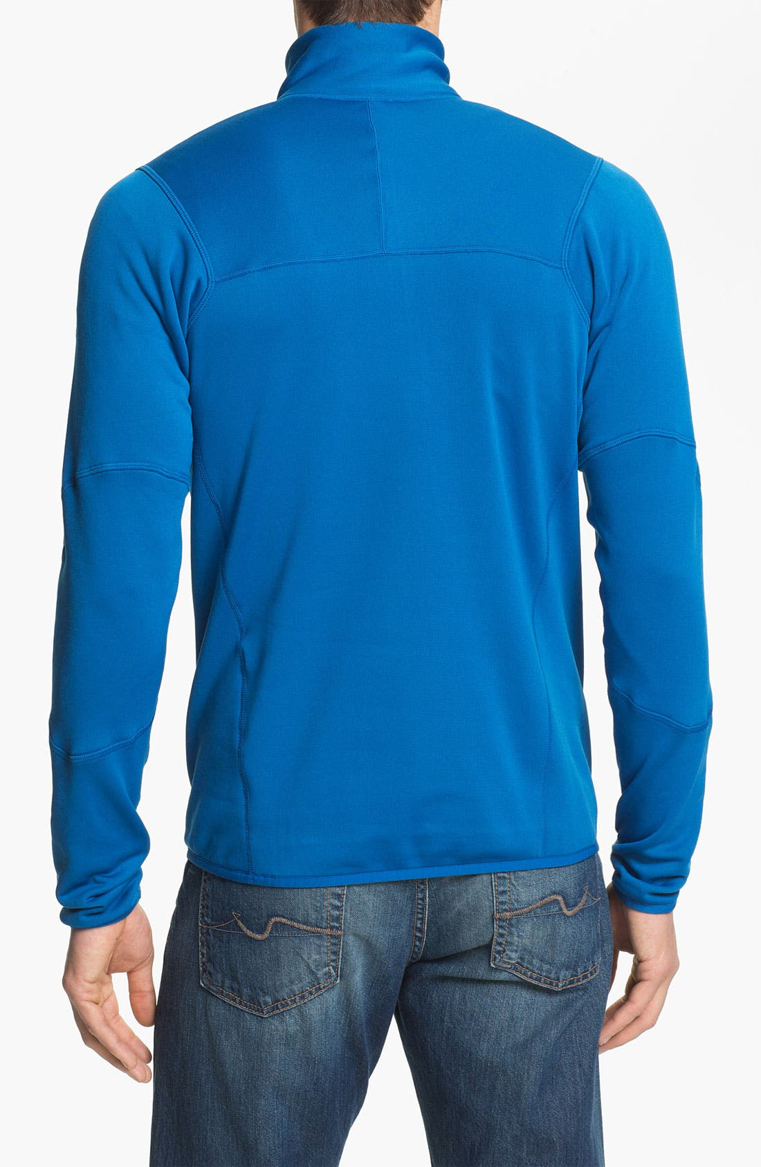 Alternate Image 2  - Patagonia Half-Zip Stretch Pullover