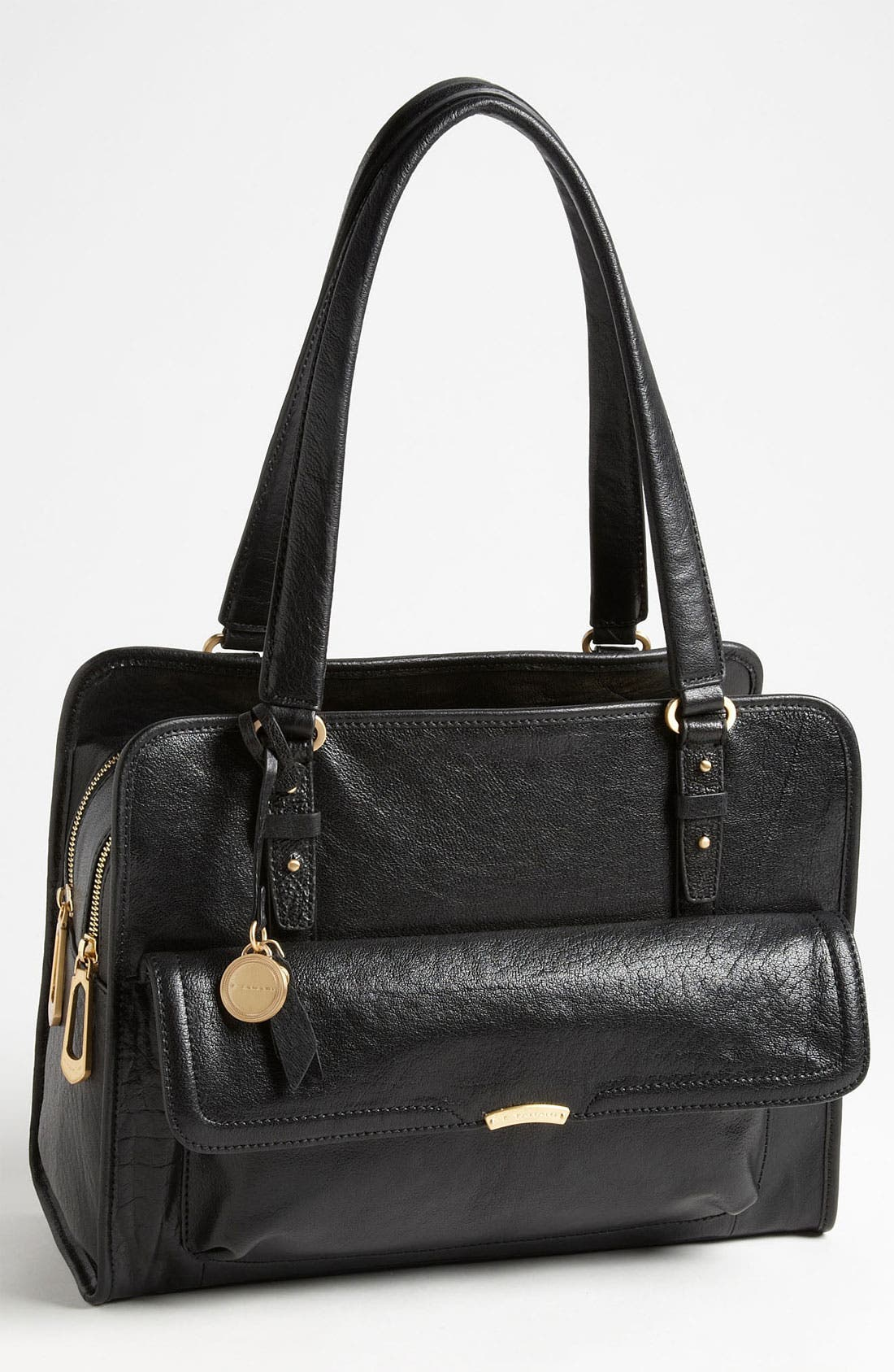 Alternate Image 1 Selected - T Tahari 'Joy' Double Compartment Shoulder Bag