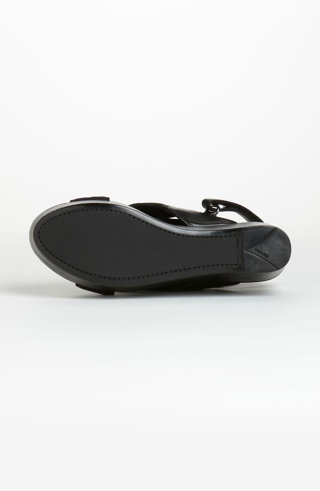 Alternate Image 4  - Prada Sandal