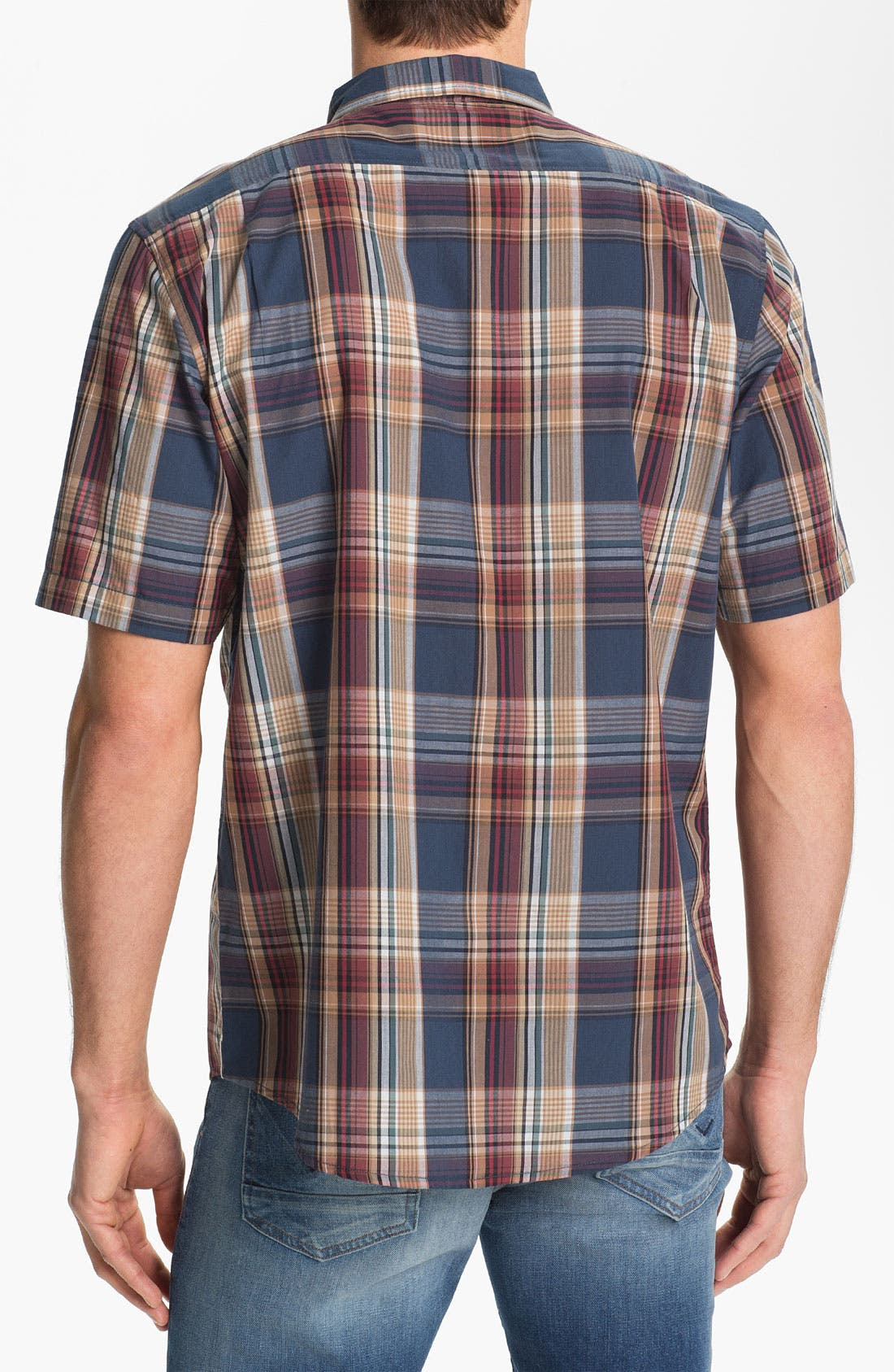 Alternate Image 2  - Ezekiel 'Collins' Plaid Woven Shirt