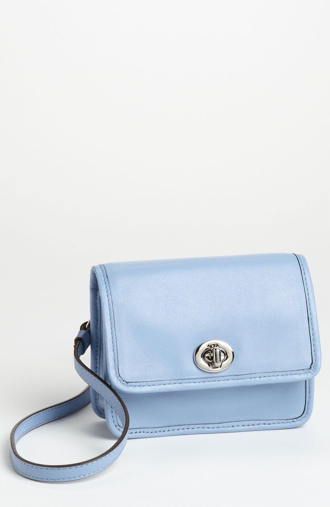 Main Image - COACH 'Legacy - Mini Mini' Leather Crossbody Bag