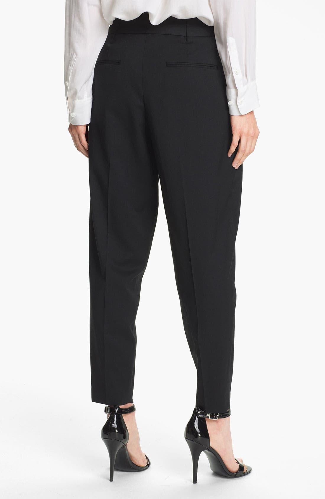 Alternate Image 2  - Theory 'Kina' Wool Trousers