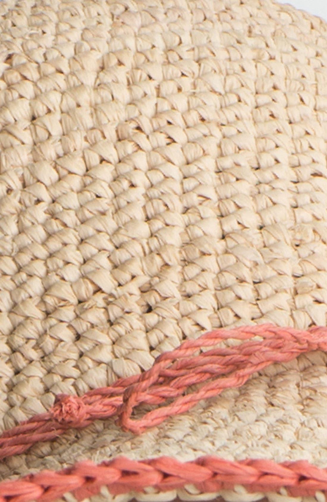 Alternate Image 2  - Helen Kaminski 'Lovells' Angled Wide Brim Hat