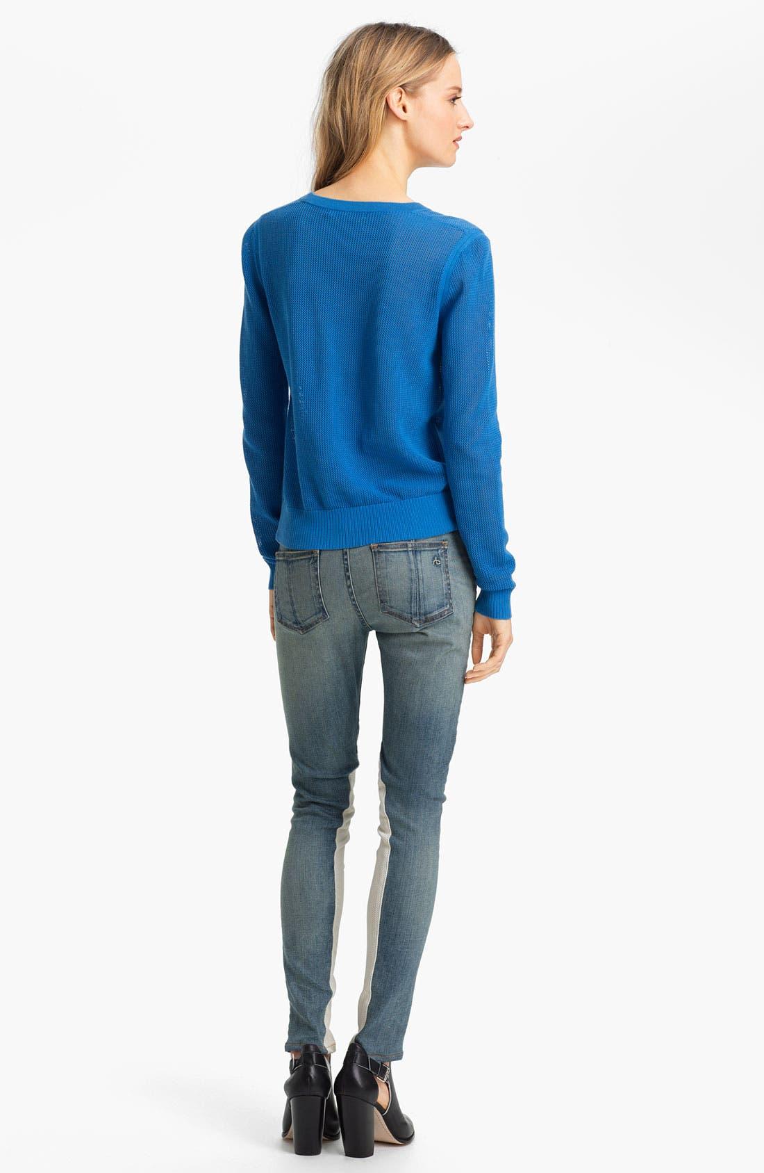 Alternate Image 4  - rag & bone/JEAN 'Katya' Sweater