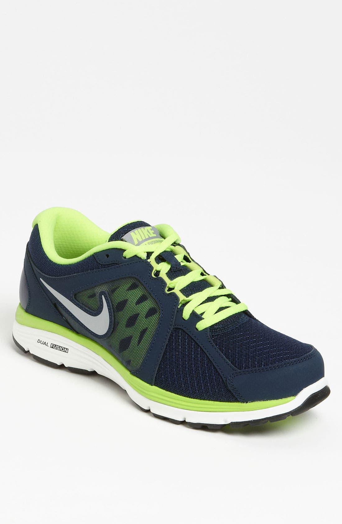Alternate Image 1 Selected - Nike 'Dual Fusion Run' Running Shoe (Men)