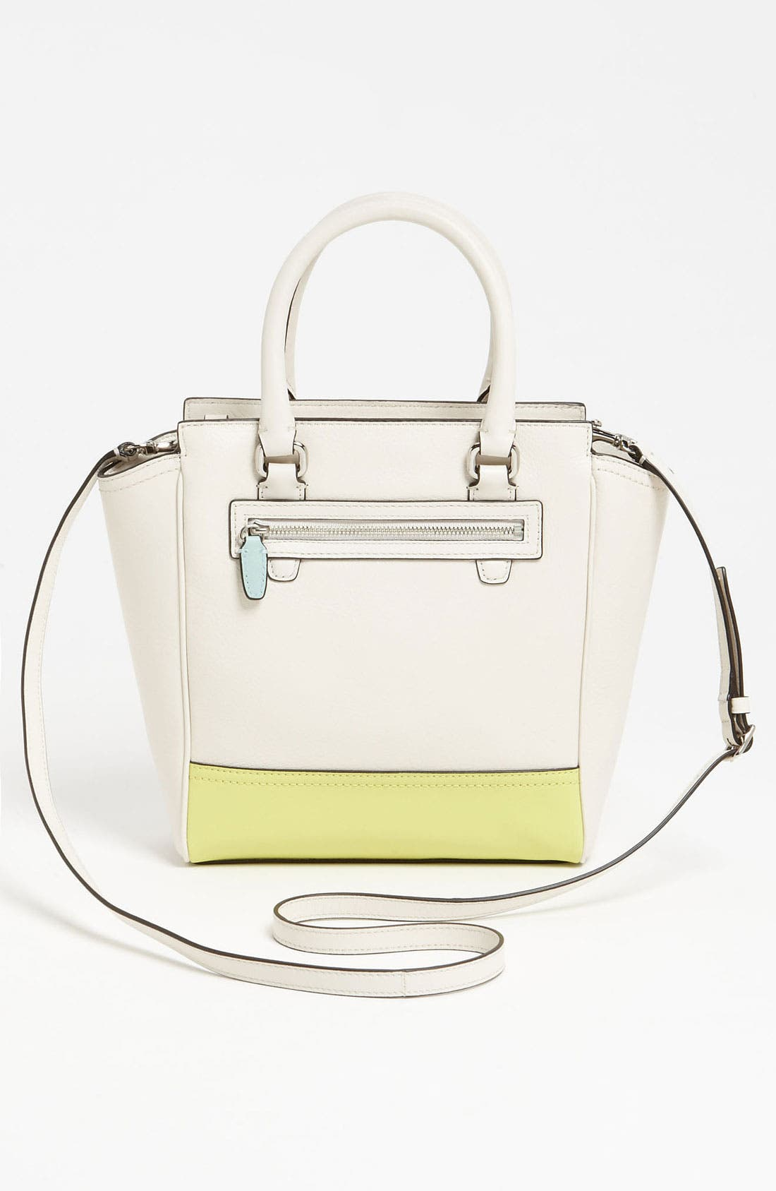 Alternate Image 4  - COACH 'Legacy Colorblock Tanner - Mini' Tote