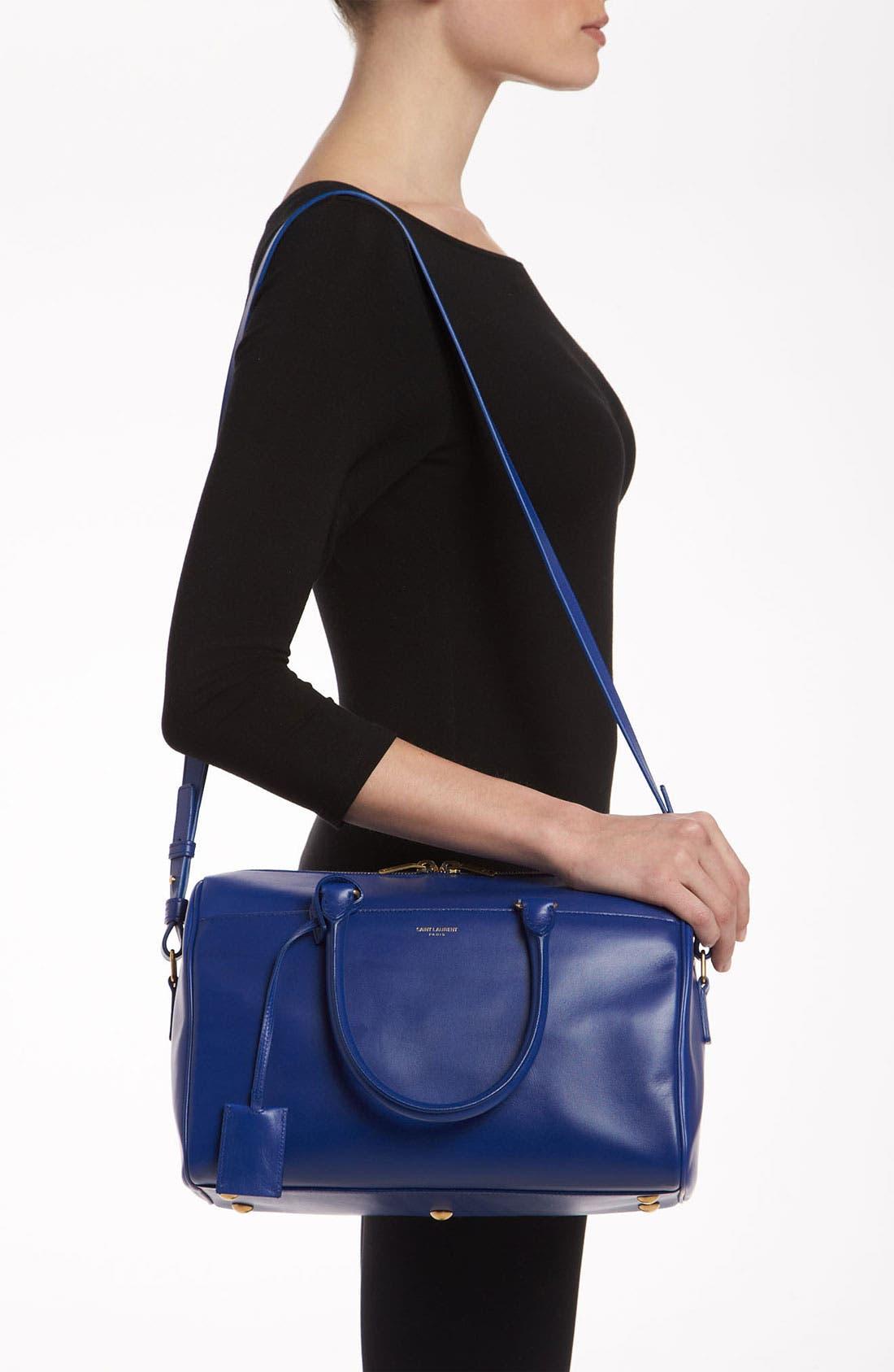 Alternate Image 2  - Saint Laurent 'Duffle 6' Leather Satchel