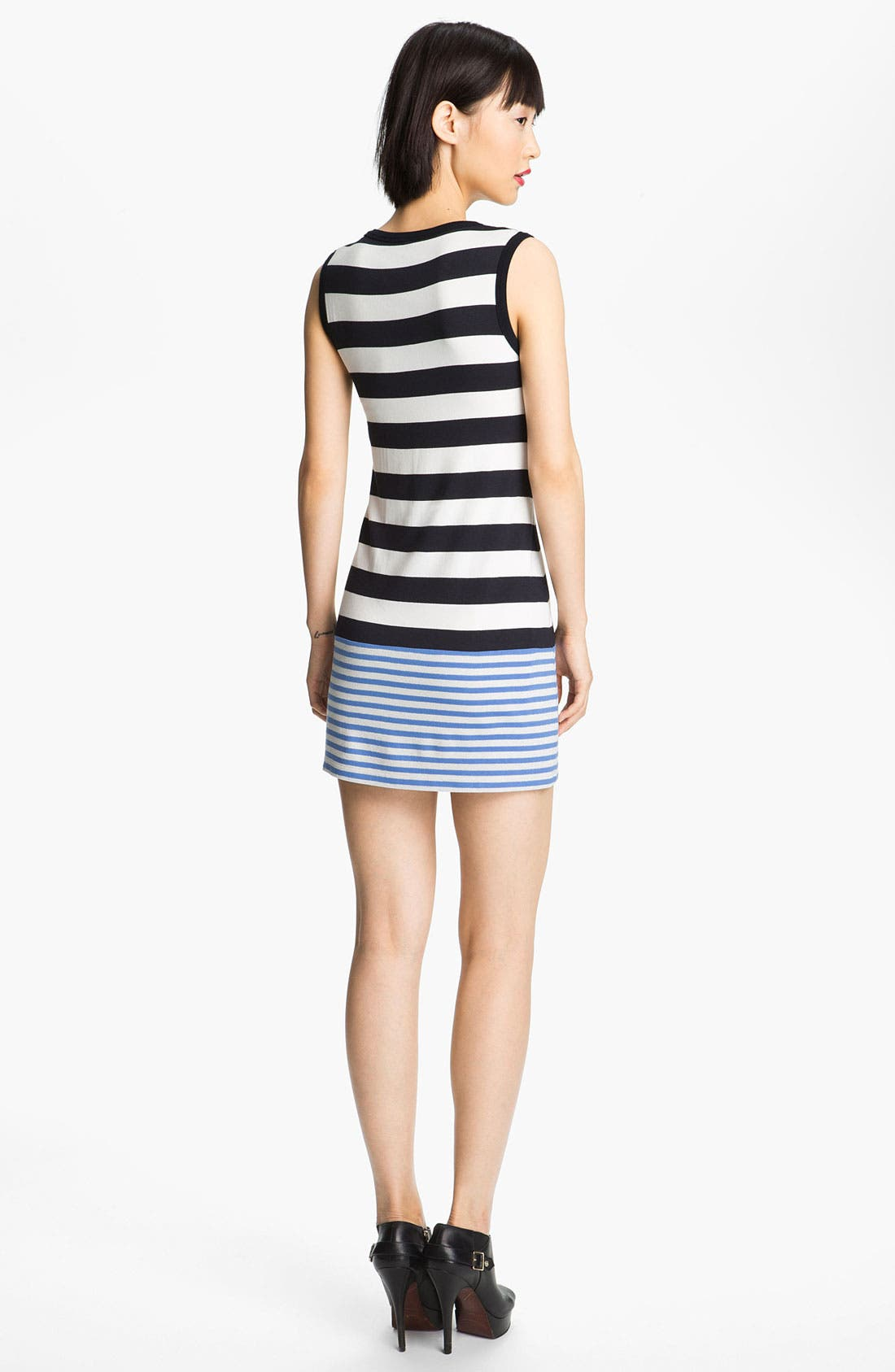 Alternate Image 2  - B44 Dressed by Bailey 44 'Damsel Fish' Stripe Tank Dress