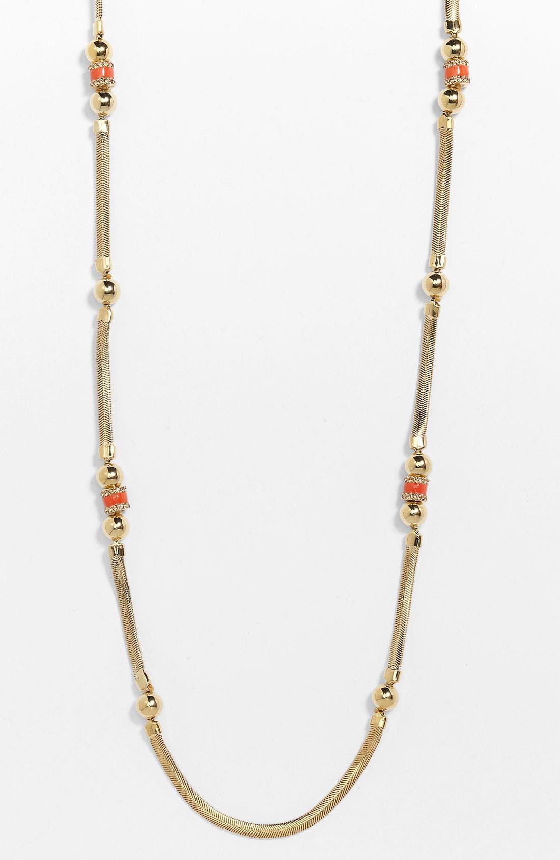 Alternate Image 1 Selected - Givenchy 'Harvest' Long Station Necklace