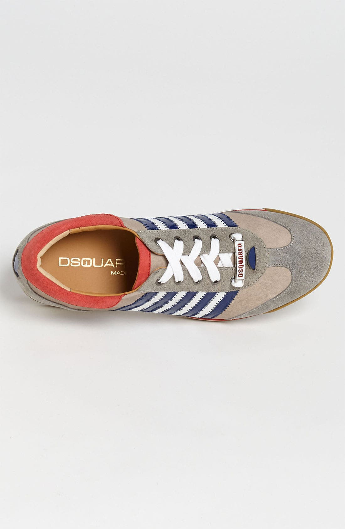 Alternate Image 3  - Dsquared2 '419' Stripe Sneaker