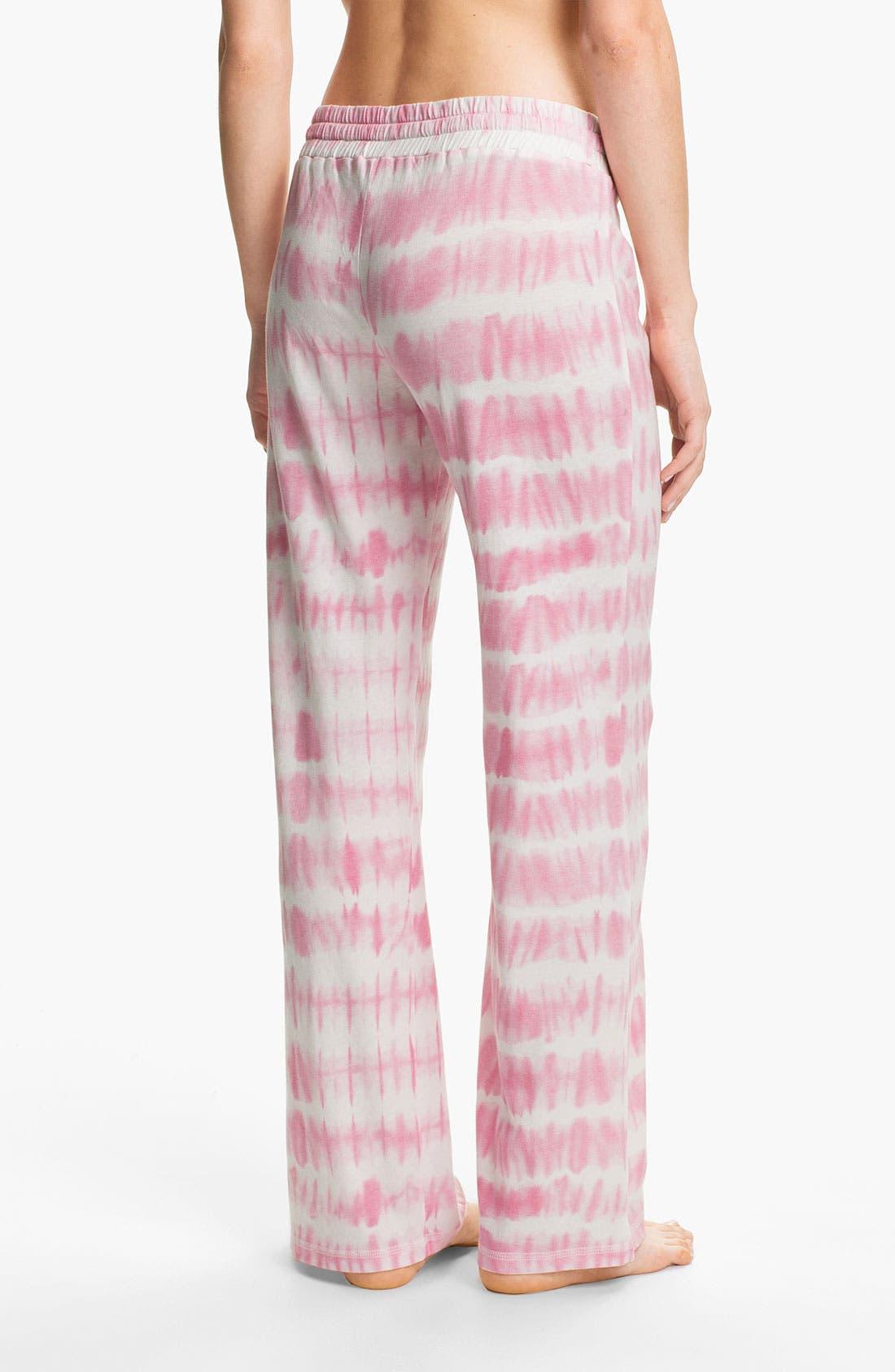 Alternate Image 2  - PJ Salvage 'Pink Dyes' Pajama Pants