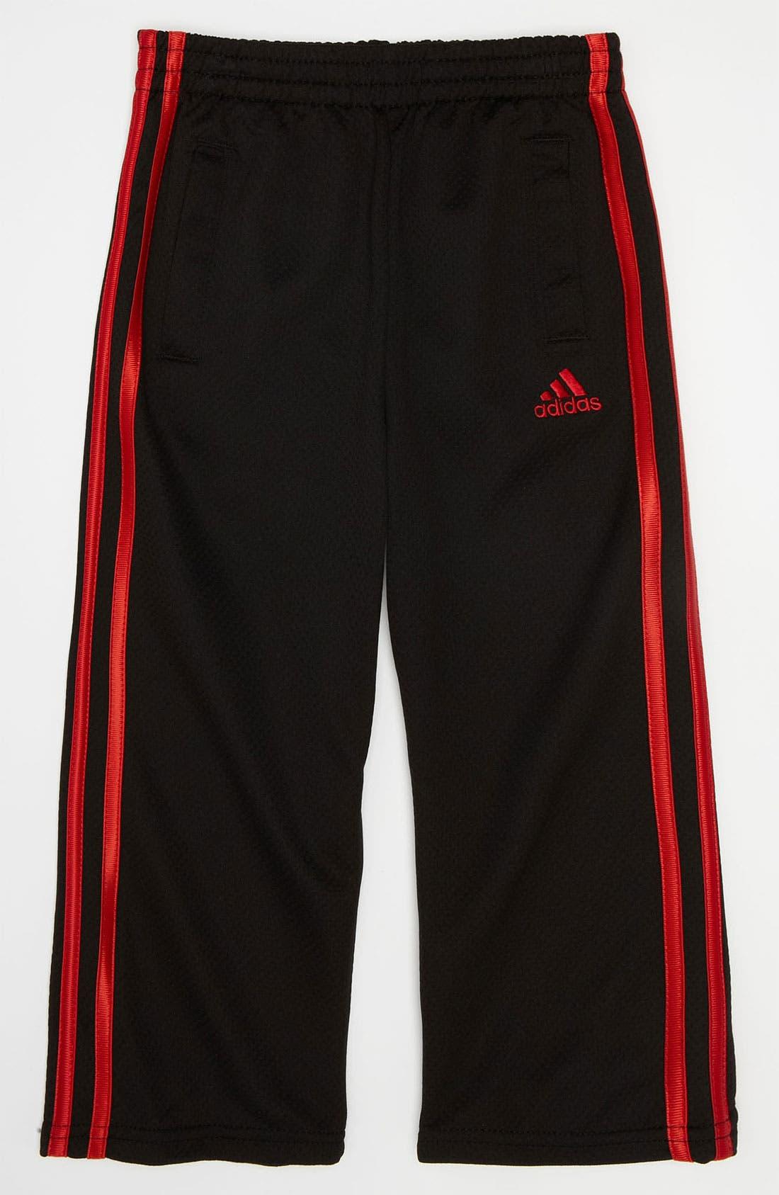 Alternate Image 1 Selected - adidas Mesh Pants (Toddler)