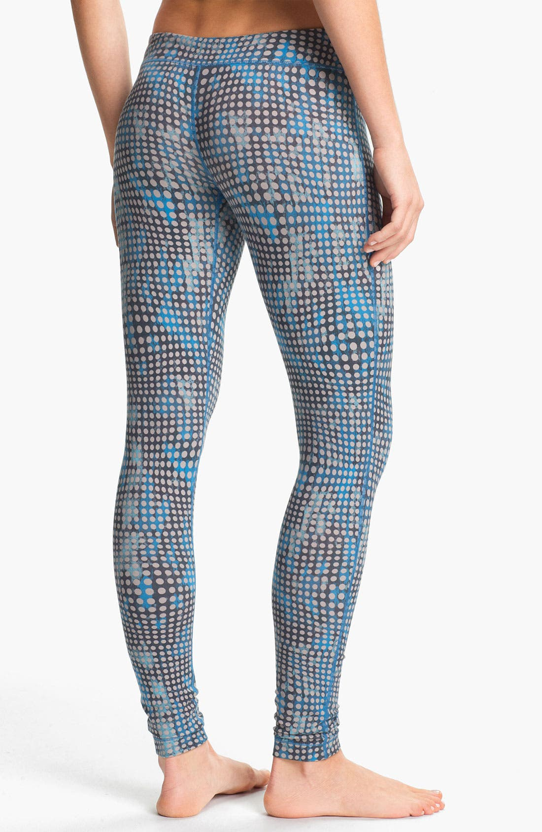 Alternate Image 2  - Unit-Y Print Leggings