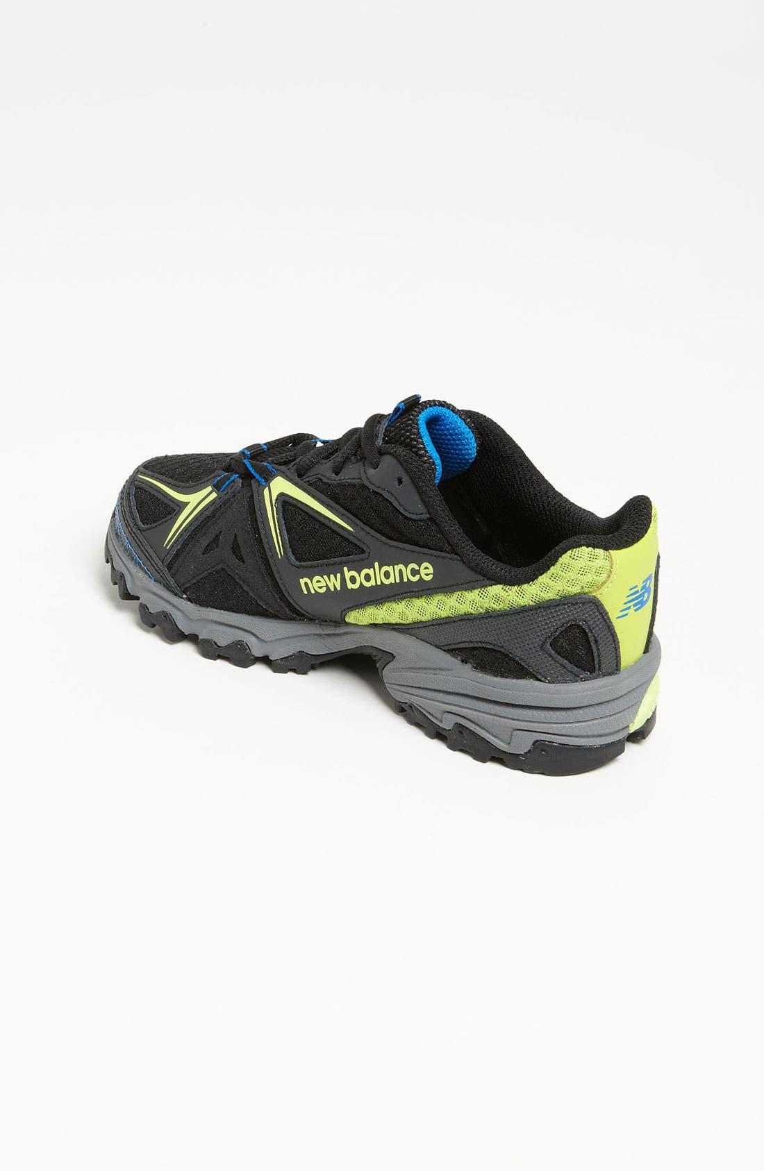 Alternate Image 2  - New Balance 'Takedown 610' Trail Running Shoe (Toddler, Little Kid & Big Kid)