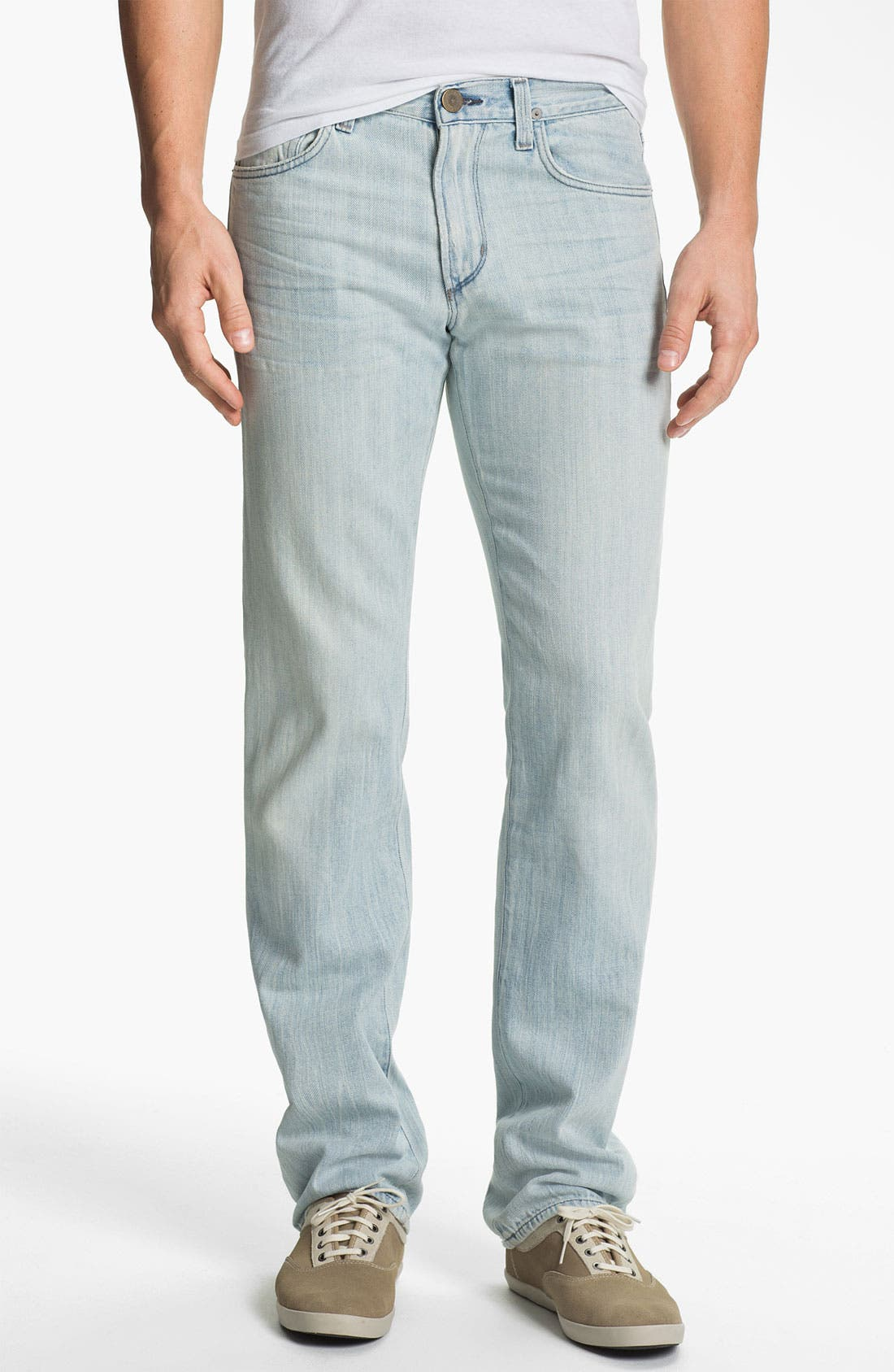 Main Image - Citizens of Humanity 'Sid' Straight Leg Jeans (Culver)