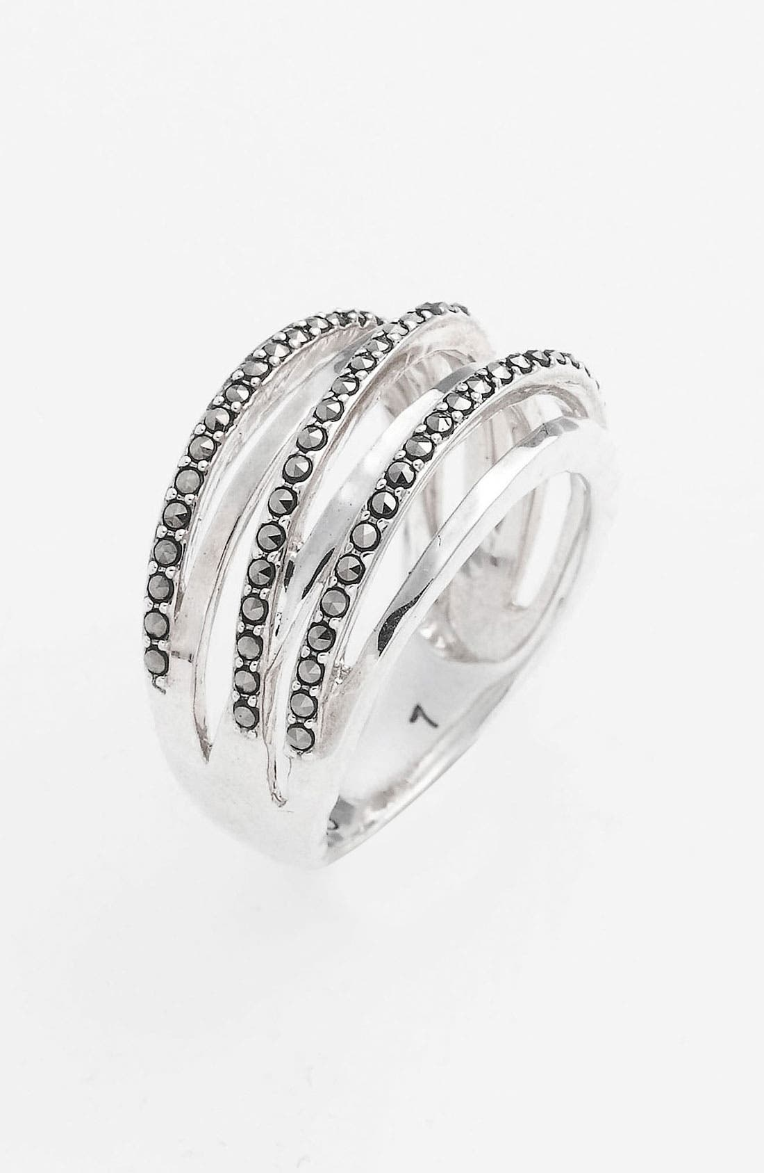 Alternate Image 1 Selected - Judith Jack 'Fluidity' Ring