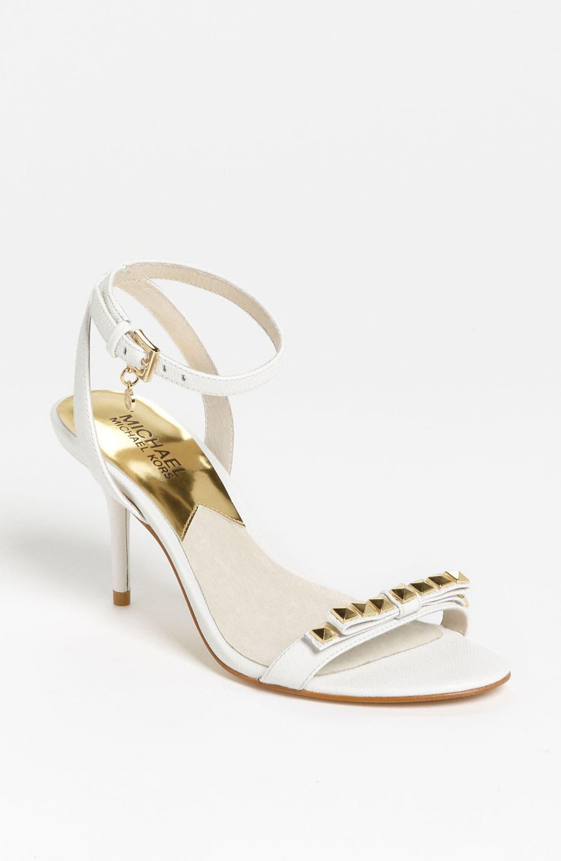 Main Image - MICHAEL Michael Kors 'Livvy' Sandal
