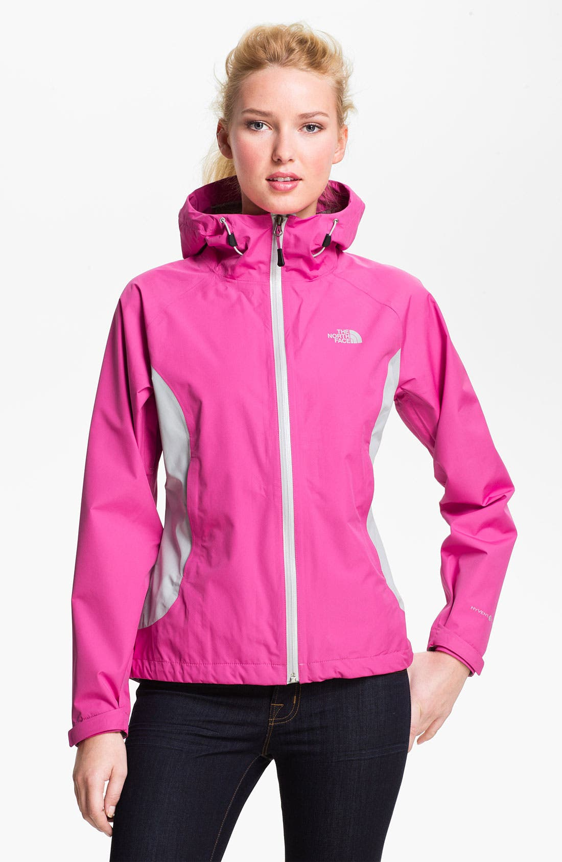 Alternate Image 1 Selected - The North Face 'RDT' Rain Jacket