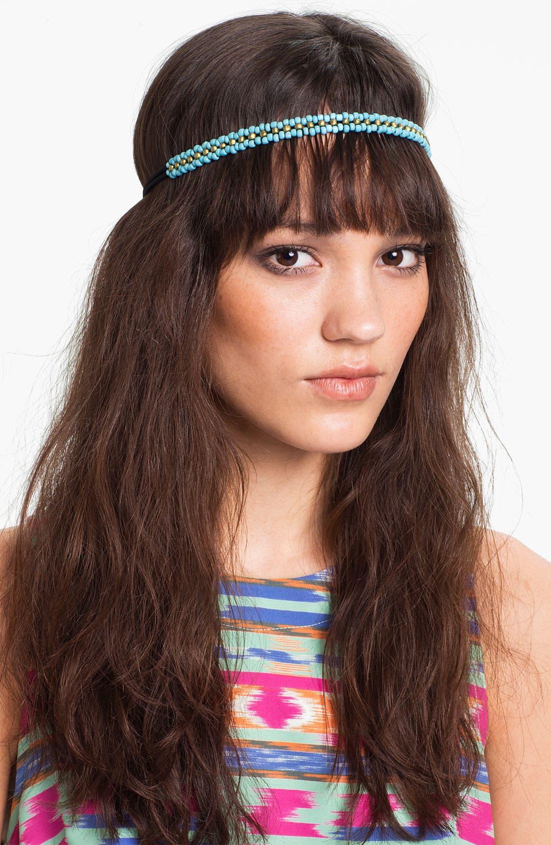 Main Image - Carole Beaded Headband