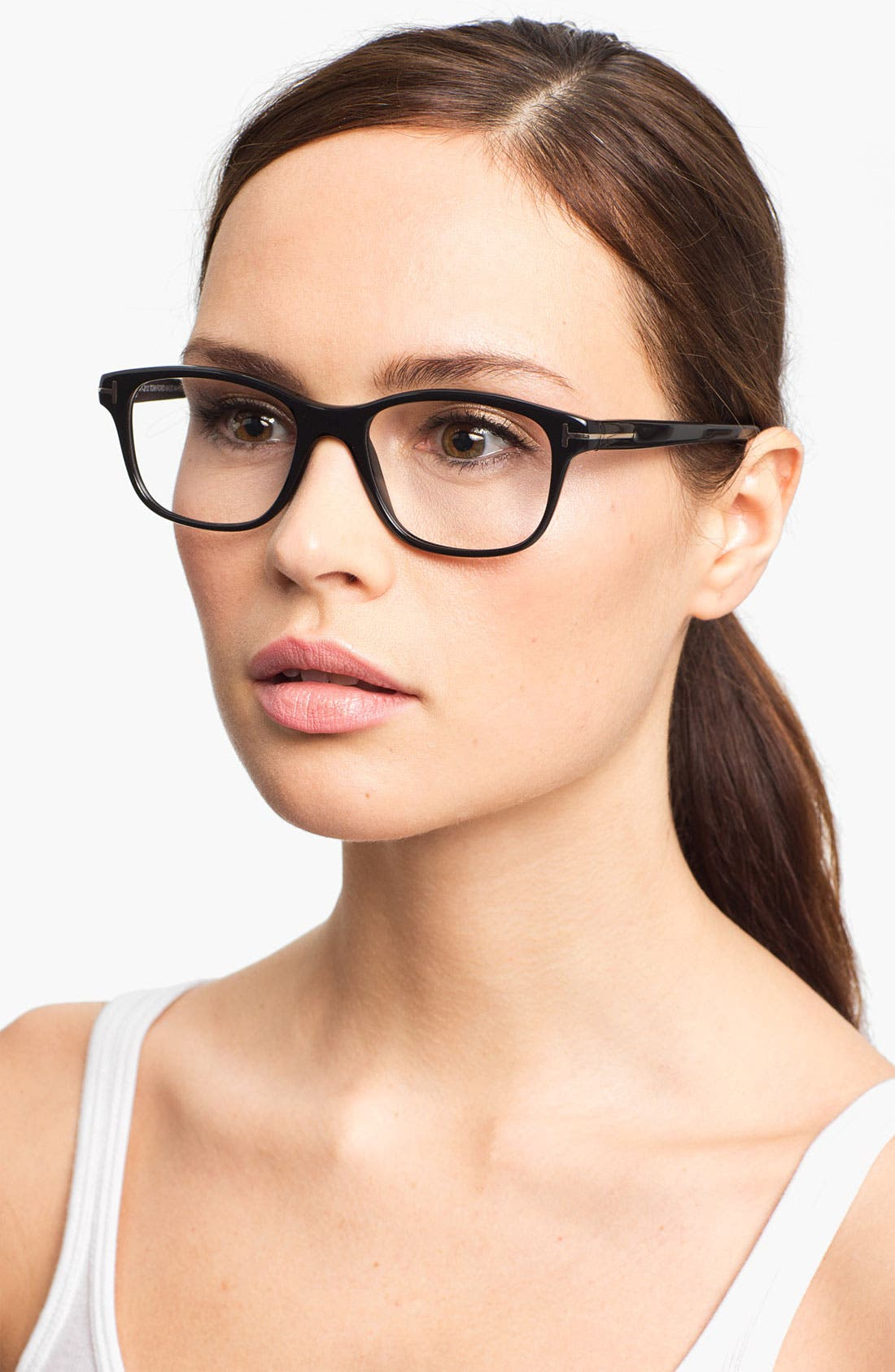Main Image - Tom Ford 53mm Optical Glasses (Online Only)